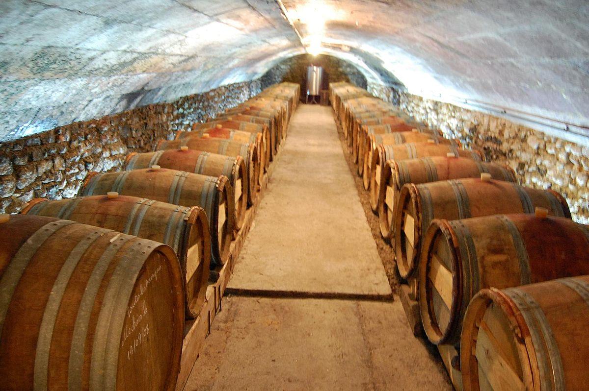 Cave en Touraine
