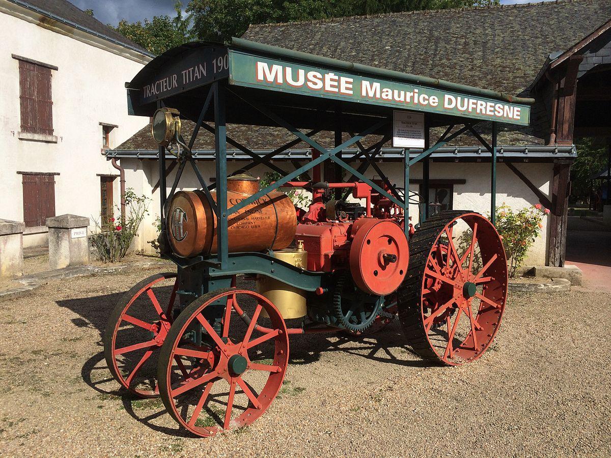 Musée de Maurice Dufresn
